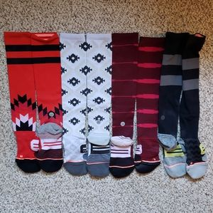 4 Pairs Compression Socks
